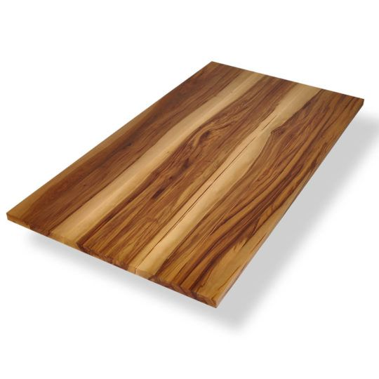 Tischplatten Satin Nussbaum In 2020 Holz Design Tisch