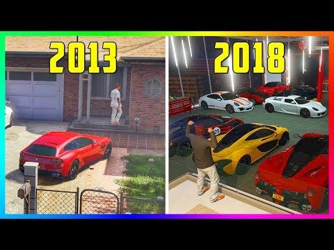 Cool Comparing Gta Online In 2017 Vs