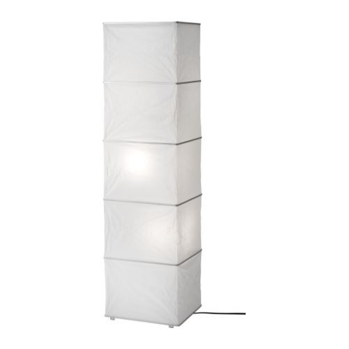 RUTBO Floor lamp in white from IKEA