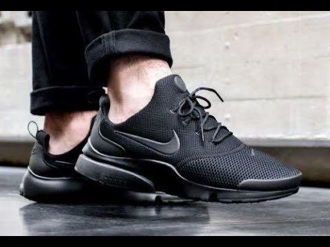 Nike Presto Fly Triple Black | Nike