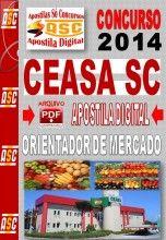NOVO CONCURSO CEASA SC CENTRAL DE ABASTECIMENTO DE SANTA CATARINA 2014. Central de Abastecimento de Santa Catarina (CEASA-SC) abre concurso publico para 10 vagas em cargos de nível médio e superior. Inscrições vão até dia 04 de abril de 2014. Abertura inscrições: 24/02/2014  Encerra inscrições: 04/04/2014  Data da prova: 27/04/2014