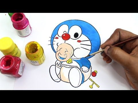 Doraemon Colouring Pages For Kids And Color Dora And Friends Fun Video New Youtube Dora And Friends Coloring Pages For Kids Coloring For Kids