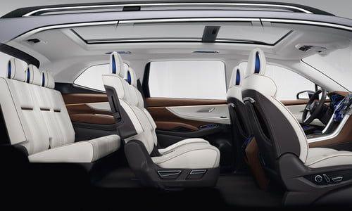 Subaru Ascent 7 Seat Suv Concept Photos Details Specs Digital Trends Subaru Suv Family Cars Suv 3rd Row Suv