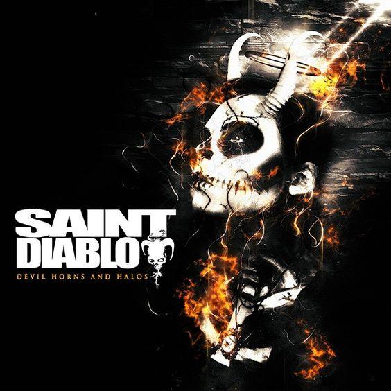 Resenha do Rock: SAINT DIABLO revela novos detalhes do álbum 'Diabo...