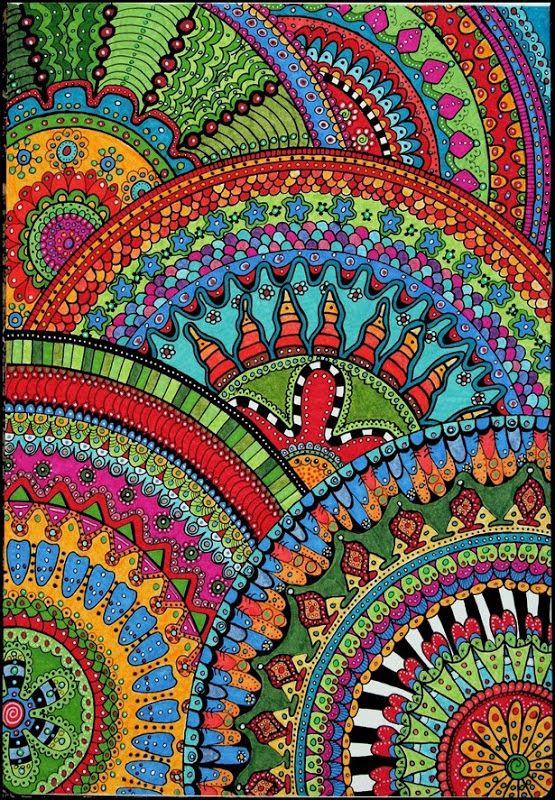 Polymers, Mandalas and Mandala art on Pinterest