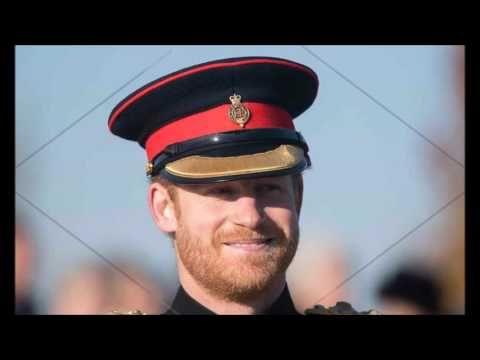 Prince Harry attened Armistice Day