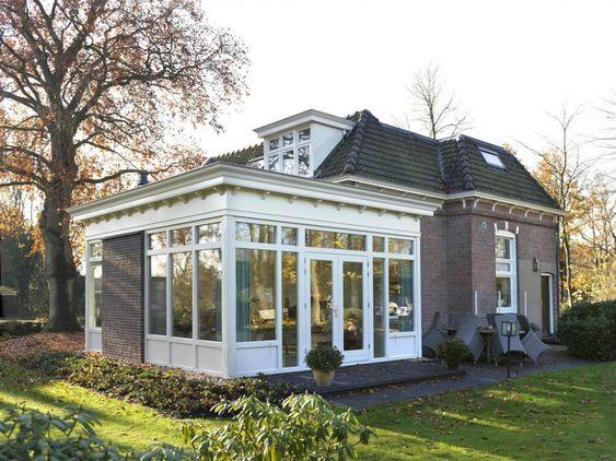 Veranda anbauen  Esapace extensions - agrandissement maison Nord - Véranda bois 12 ...