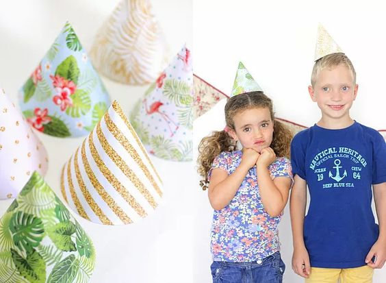 troncho: כובעים למסיבת קיץ