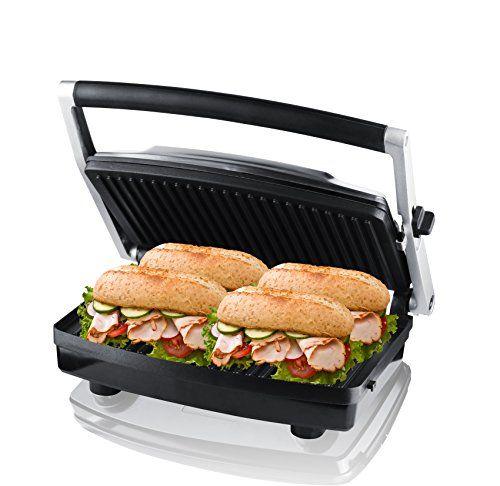 ZZ SM303 Burger Grill Sandwich Maker Panini Press Steaks Griller or #2: d07e d52f5d4220