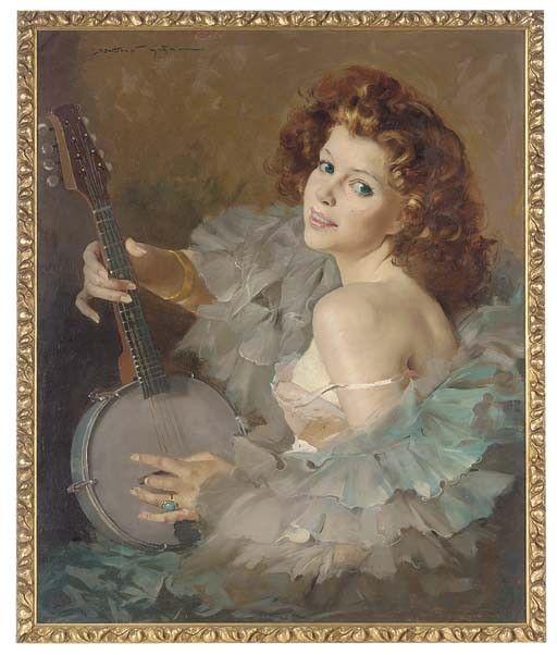 Maria Szantho (Hungarian, 1898-1984):