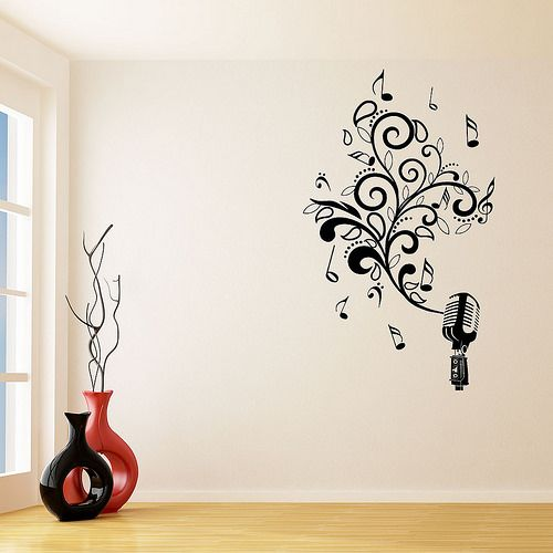 Wall Decals Are They The Perfect Stick On Design Dengan Gambar