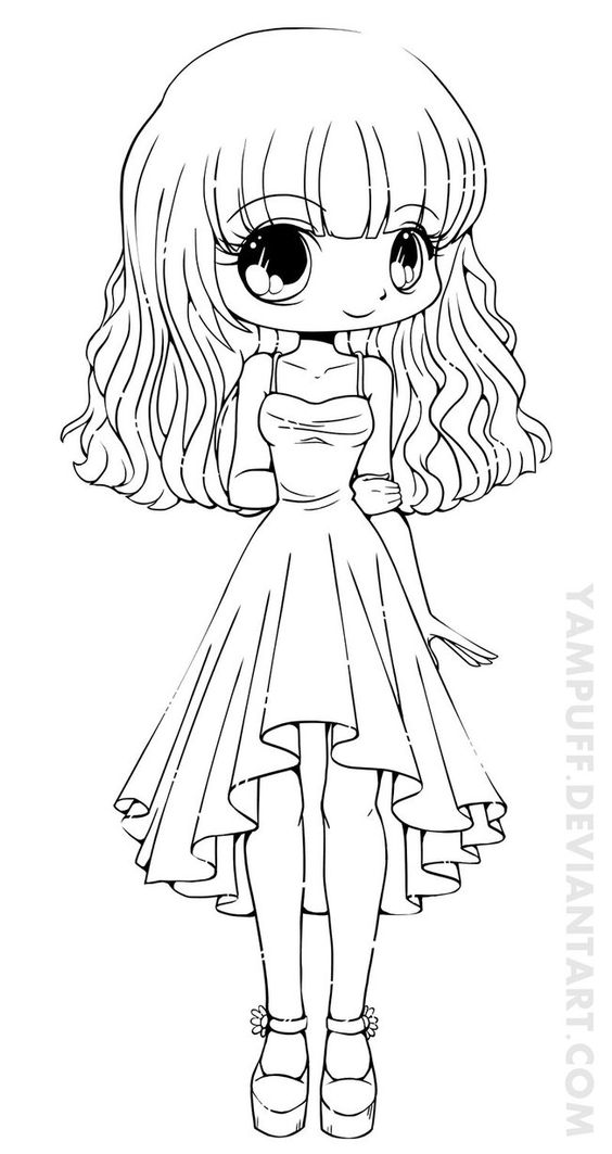 anime coloring pages deviantart outgoing - photo#24
