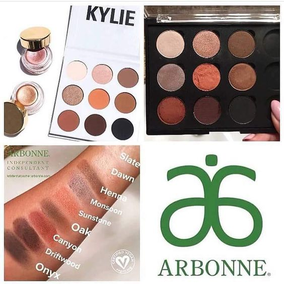 Makeup junkies!!Crazy for the new Kylie palette? Try Arbonne's version - same…