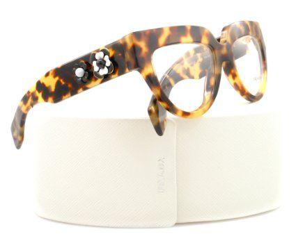 prada knock off purses - Amazon.com: Prada Eyeglasses VPR 07Q Tortoise 7S0-1O1 PR07QV ...