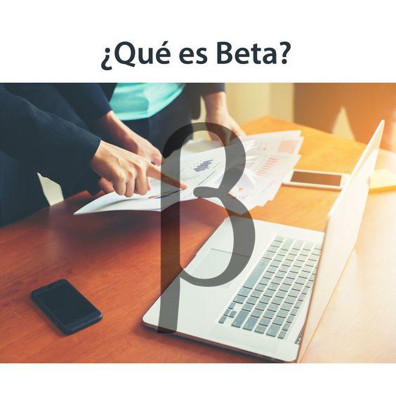 #Economía | Aprende con nosotros su definición, fórmula, ¿Qué hay que saber sobre el beta?, ¿Cómo se calcula?, ¿Cómo se interpreta?, ¿Para qué se usa?. ➔ http://akademeia.ufm.edu/home/?page_id=2132&idvideo=wpGzWQjjKws&idcourse=2729  #Finanzas #Beta #Ejemplos #Excel