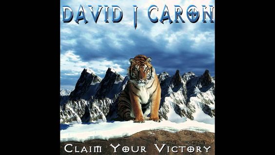 """New Single March 2013 """"Claim Your Victory"""" by Nr.1 in Reverbnation Rock Chart for Ireland David J Caron http://www.davidjcaron.com"""