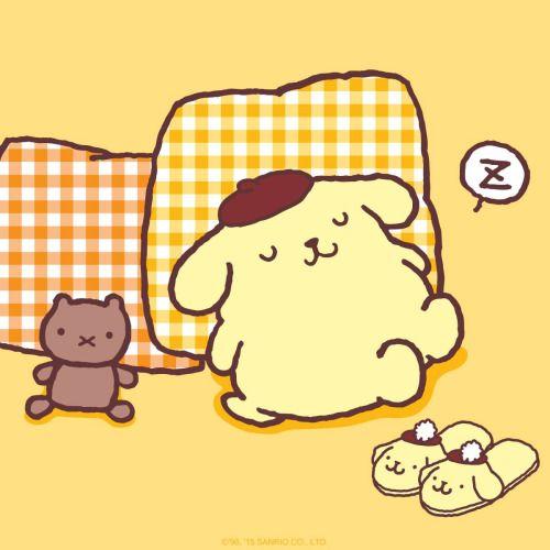 Cute Kawaii Pastel Wallpaper มารู้จัก Pom Pom Purin เจ้าหมาที่เกลียดการเฝ้าบ้านมาก