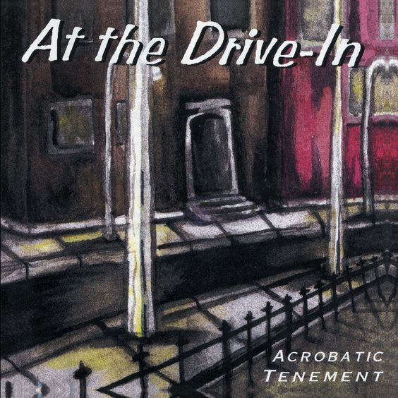 At The Drive-In / Acrobatic Tenement