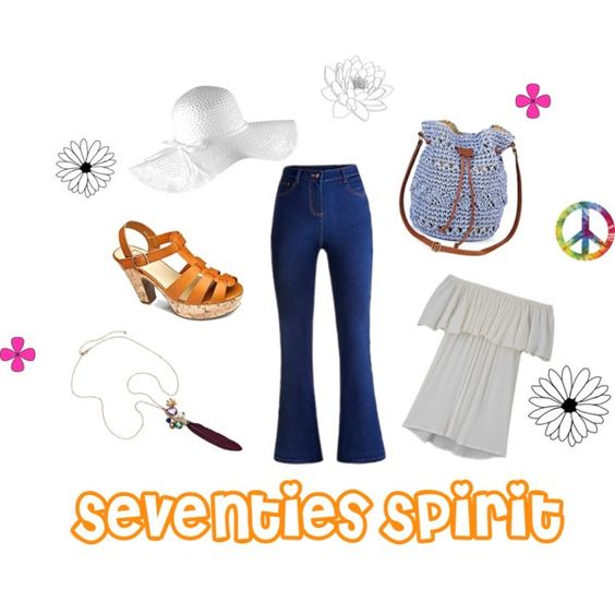 70s Spirit by simplybe on Polyvore
