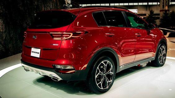 New 2020 Kia Sportage Great Kia Crossover Exterior And Interior 2020 Kia Carens Rumors 2020 Car Rumors Car Vehicles Kia Sorento 2020 Revie Kia Jeep Kia Sorento