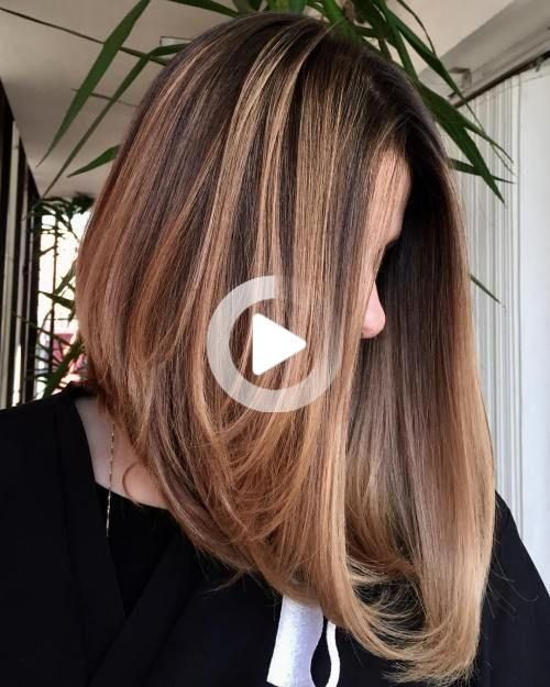 20 Ways To Make A Long Inverted Bob All Your Own Long Bob Hairstyles Long Hair Styles Bob Hairstyles
