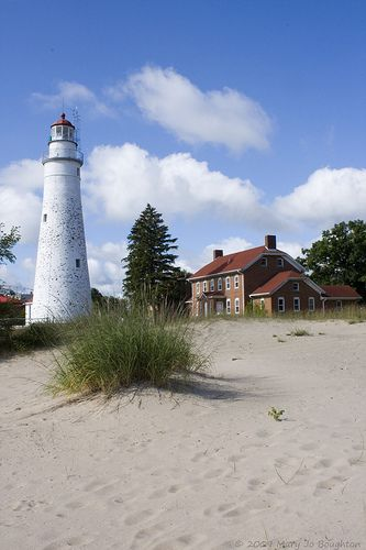 Fort Gratiot Lightthe firstlighthousein the state ofMichigan Port HuronMichigan US43.006389, -82.422500     This is my neck of the woods!!!!!!!!!!!!!!!!!!!