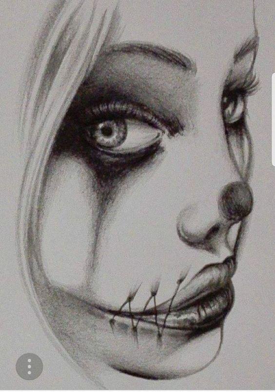 Drawing Ideas Beauty Art Drawings Dark Art Drawings Cool Art Drawings