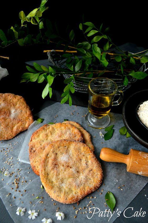 """TORTAS DE ACEITE ESTILO """"INÉS ROSALES"""" #DÍADELDULCETS   (Scroll down for the English recipe)        Más de 100 años han pasado desde q...:"""