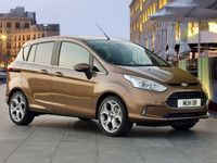 Ford B-MAX available at T.C.Harrison Ford - New Ford Cars