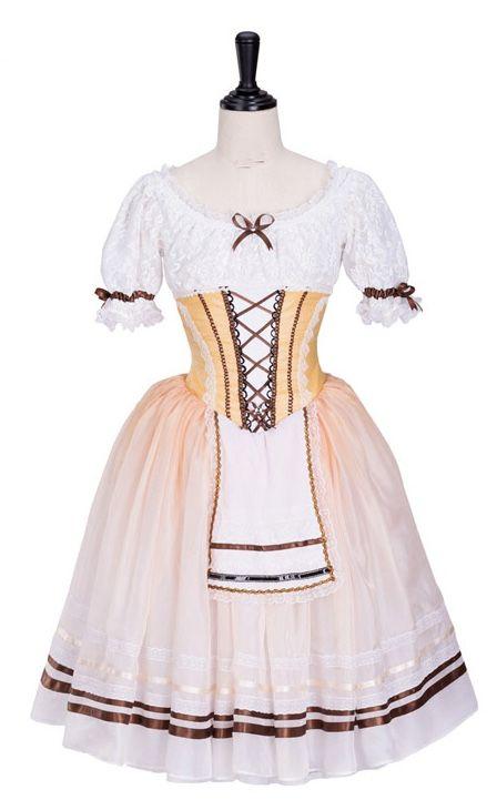 Professional Long Napoli Giselle Tarantella Cinderella Peasant Ballet Tutu MTO