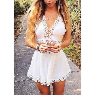 white shirt white shoes lace white white ruffles ruffle dress spliced sleeveless dress bust skirt spliced suit white two piece bikini tops shirts suit lace