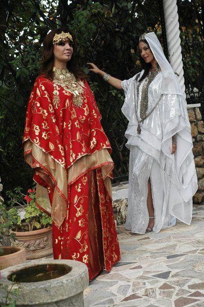 Image de robe and naili