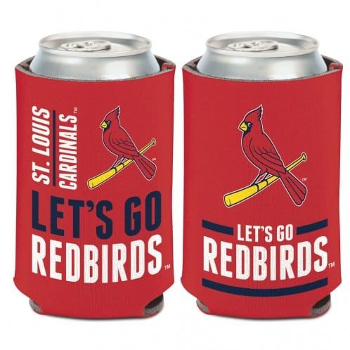 Louis Cardinals Can Cooler Vintage Design WinCraft St