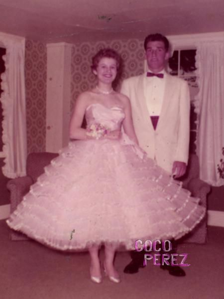 50 s prom dresses queens