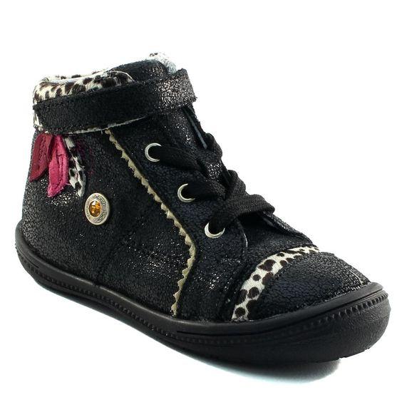 194A CATIMINI ABEILLE NOIR www.ouistiti.shoes le spécialiste internet  #chaussures #bébé, #enfant, #fille, #garcon, #junior et #femme collection automne hiver 2016 2017