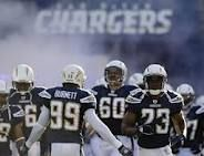 Go to a San Diego Chargers game.