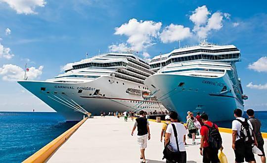 Comment Les Navires De Croisiere Remplissent Leurs Cabines Invendues Offres De Croisieres Tout Compri Royal Caribbean Bateau De Croisiere Navire De Croisiere
