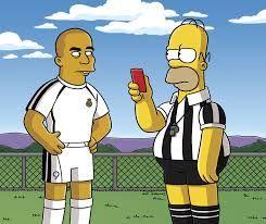 Homero y Ronaldo