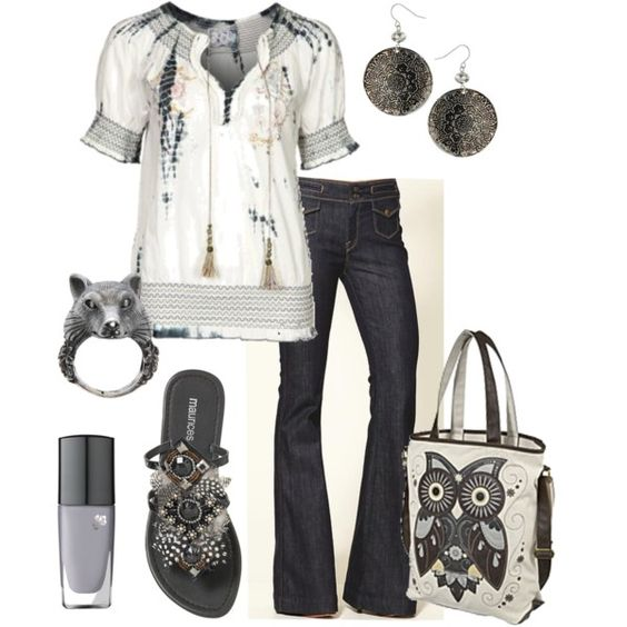 Outfit - take away the purse and ring