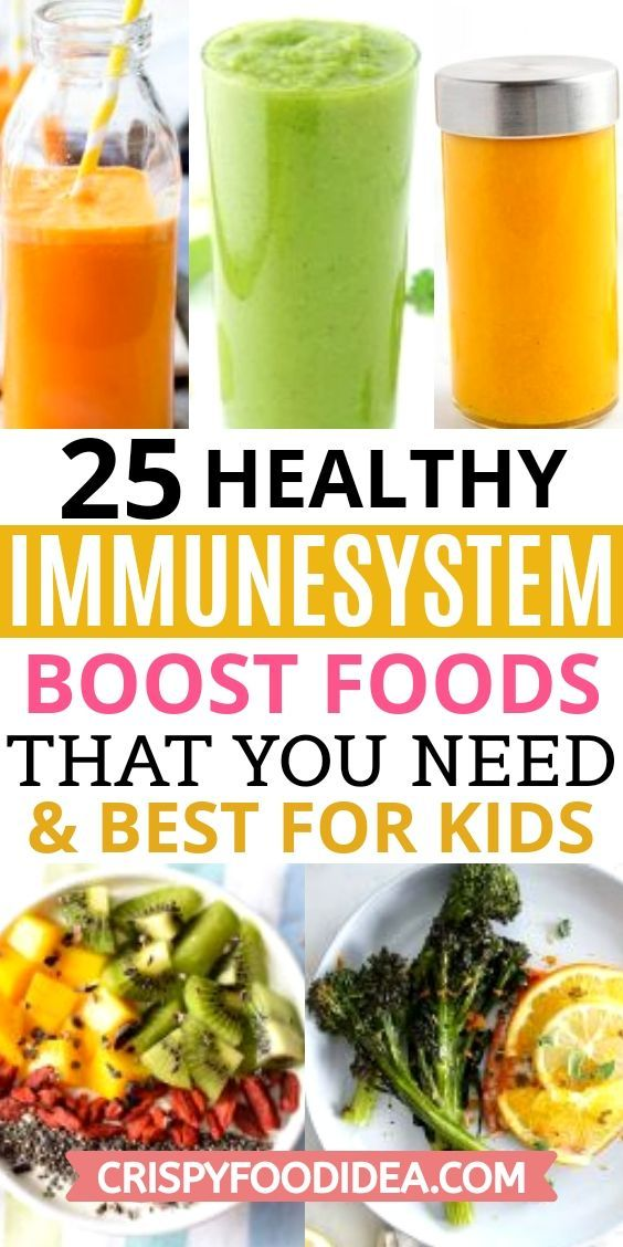 Immune Boosting Foods Recipes