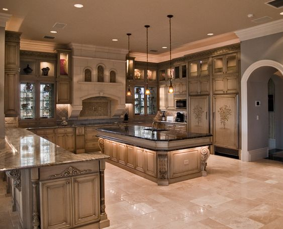 Merveilleux Florida Kitchen Design Luxury Kitchens With Luxury Kitchen Designs ... |  Luxury Kitchens   High End Kitchens | Pinterest | Luxury Kitchens, Kitchen  Design ...