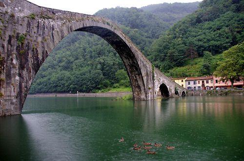 Borgo A Mozzano Italy (by Genox51)