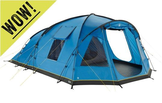 Voyager Eclipse 6 Person Tent GO Outdoors