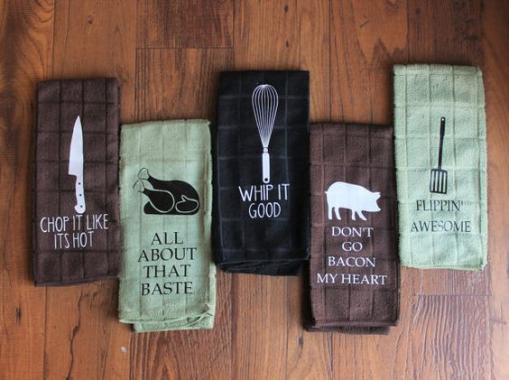 love these dish towels