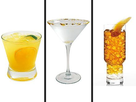 Recipe: Olympic-themed cocktails (with a golden twist, of course!) http://www.people.com/people/article/0,,20614784,00.html#