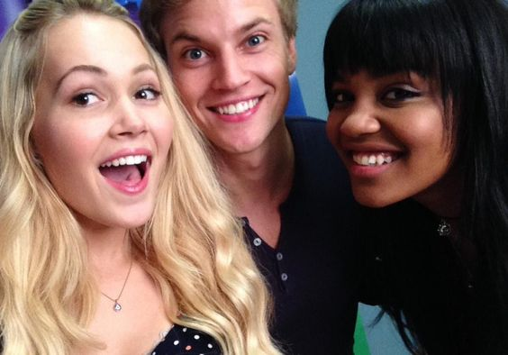 RADIO DISNEY Verified account ‏@radiodisney Thanks to @kelliberglund @itsmarshallw & @chinamcclain for taking over our Twitter & to everyone for your questions!