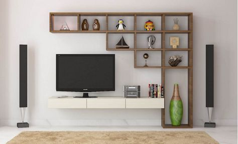 Pin By Laura Giron On Home Wall Tv Unit Design Wall Unit Designs Tv Wall Decor