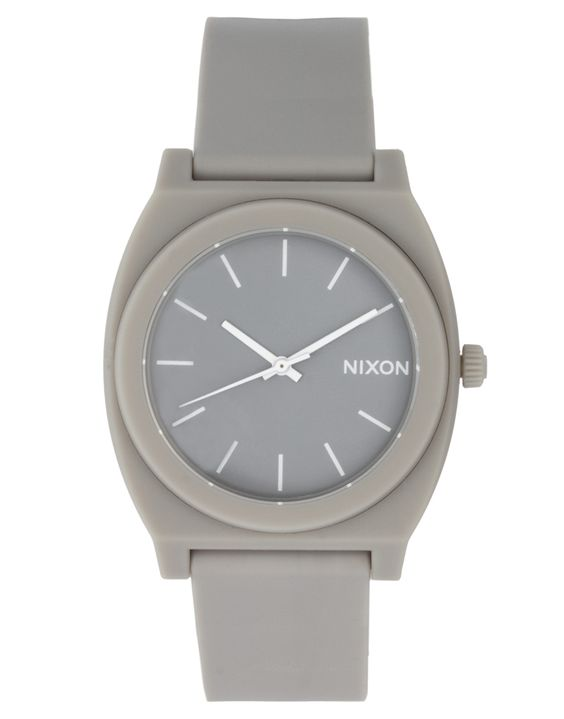 nixon matte gray