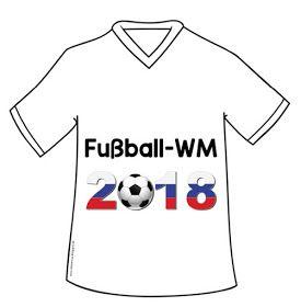 Ideenreise Fussball Wm 2018 Erstes Material Ideenreise Wm 2018 Fussball Wm