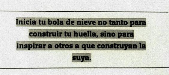 #Acción #Hacer